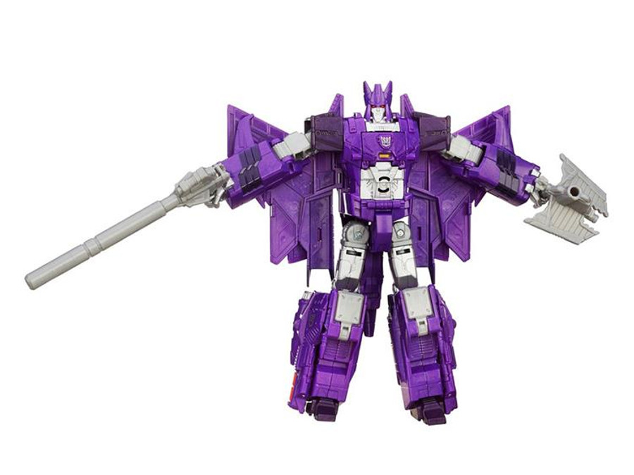 Transformers Generations Combiner Wars Voyager Wave 3 - Cyclonus