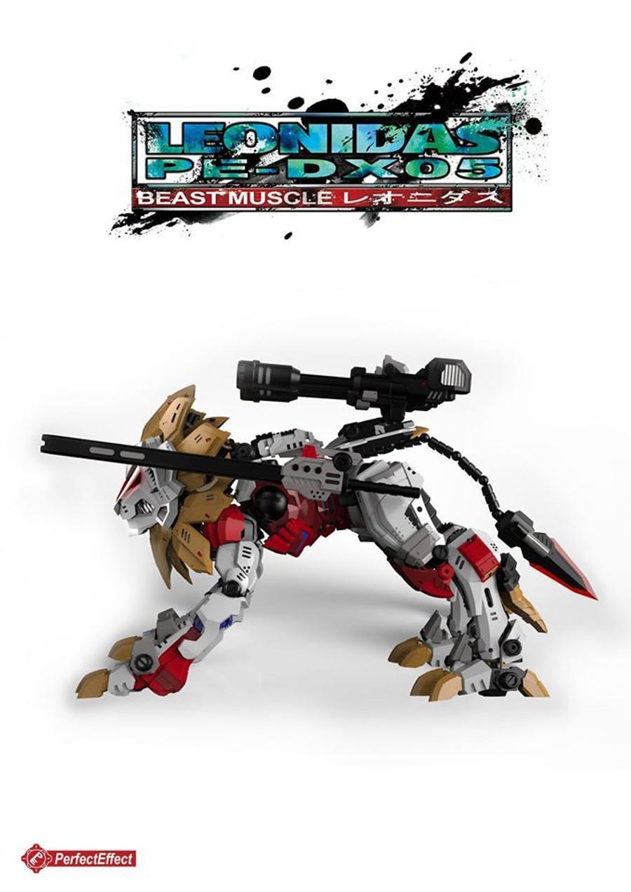 Perfect Effect - Motobot PE-DX05 Leonidas