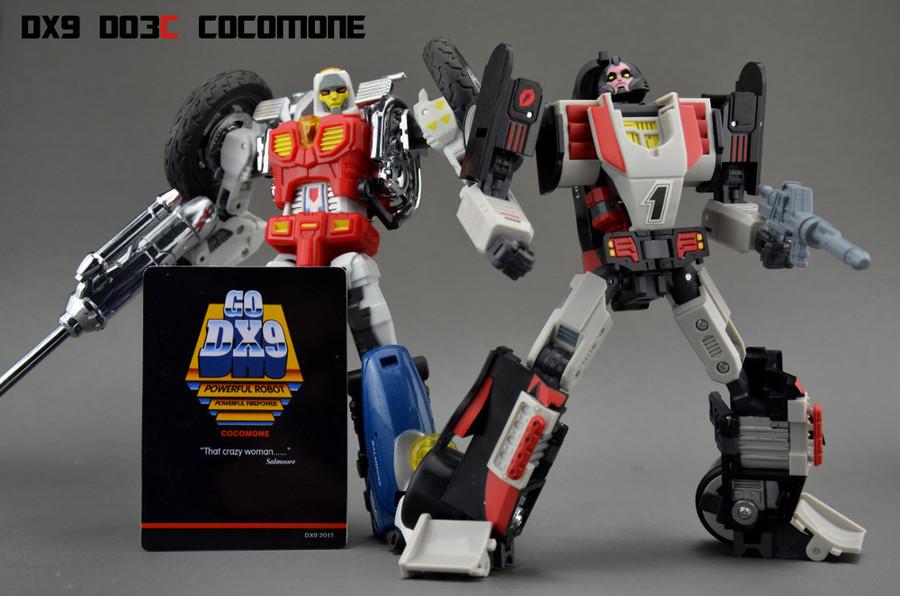 DX9 D03C Cocomone