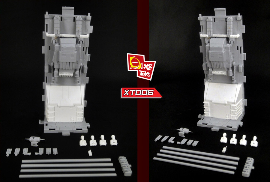 X2 Toys - XT006 Jetpack and Base Assembly Kit
