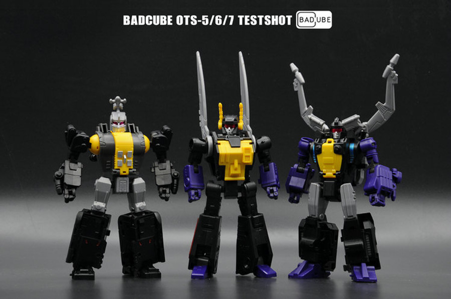 BadCube - OTS - 050607 - Evil Bug Corps Value Pack (Claymore, Hypno & Kickbutt)