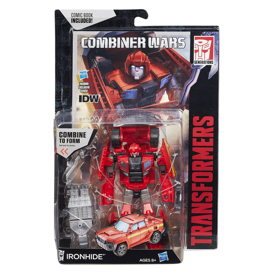 Transformers Generations Combiner Wars Deluxe Wave 4 - Set of 4