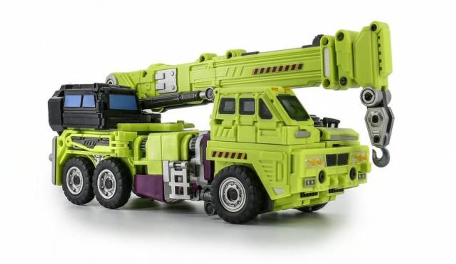 Generation Toy - Gravity Builder - GT-01F Crane