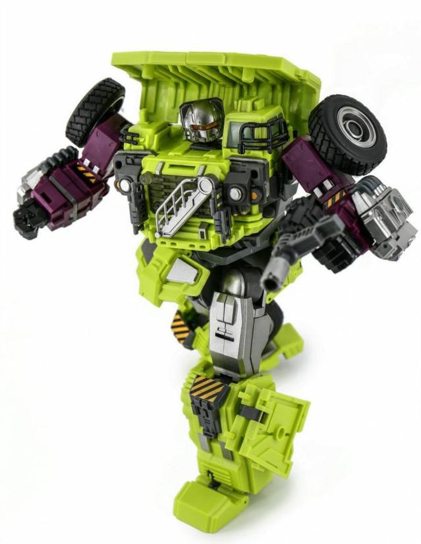 Generation Toy - Gravity Builder - GT-01E Dump Truck