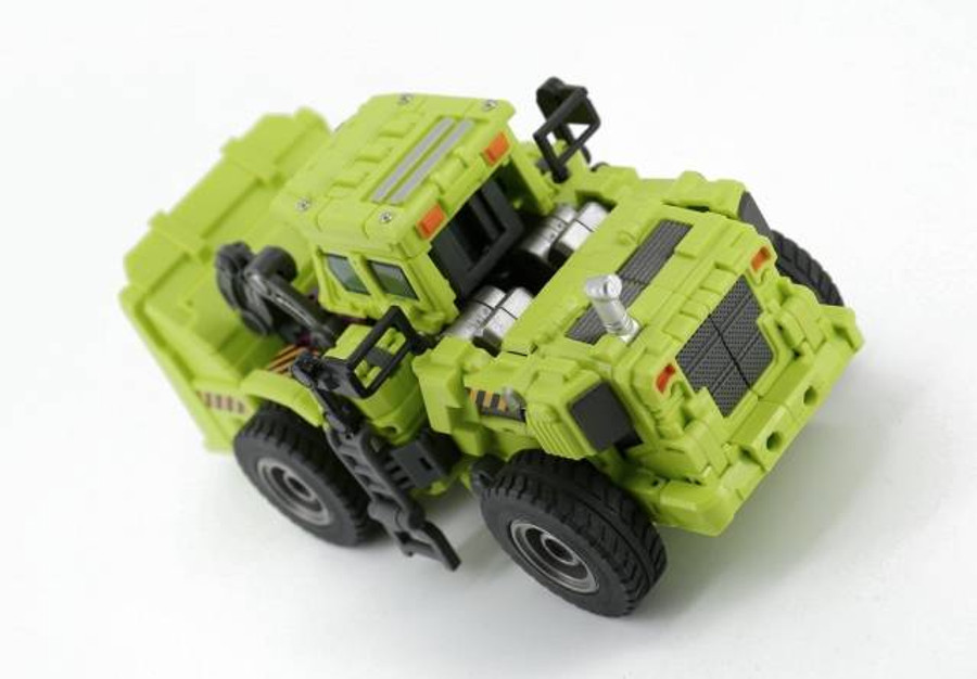 Generation Toy - Gravity Builder - GT-01A Scraper