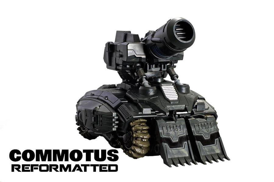Mastermind Creations Reformatted R-14 Commotus