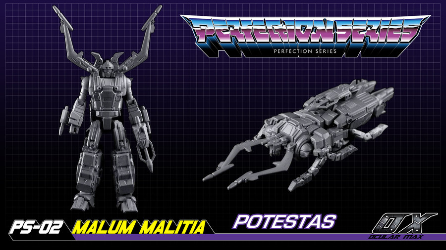 Mastermind Creations - Reformatted R-26 -Malum Malitia