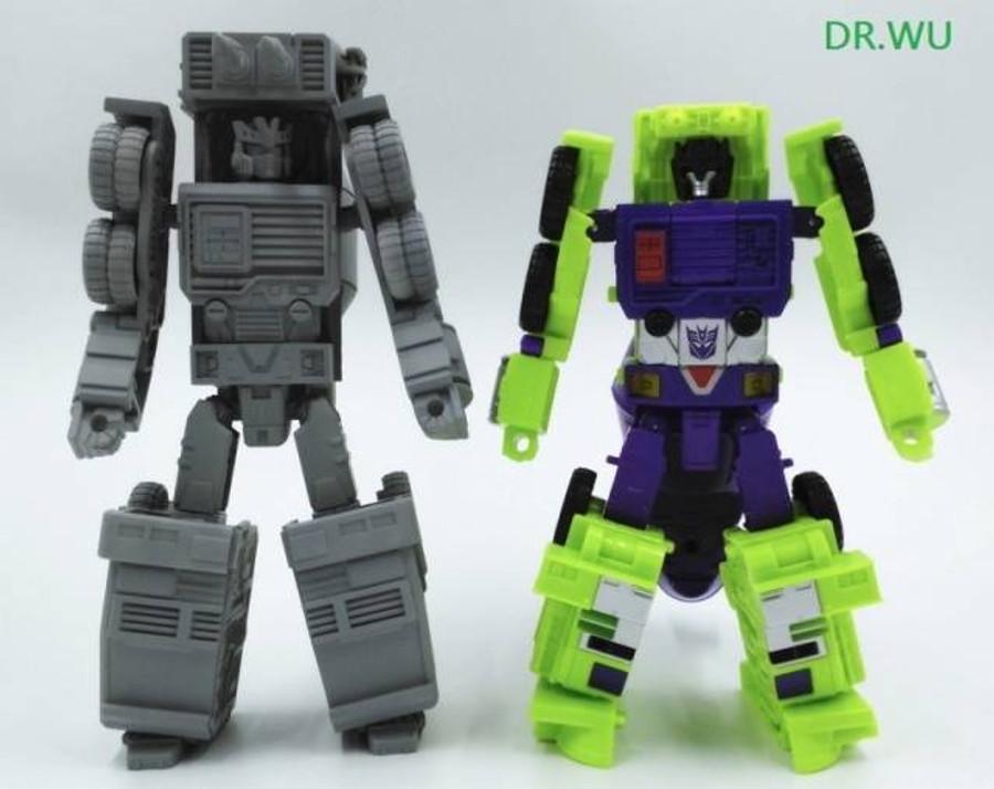 DR. Wu - Mixer Upgrade Figure