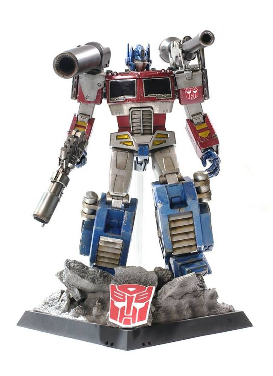 Hot Toys - Optimus Prime Megatron Version (Asia Exclusive)