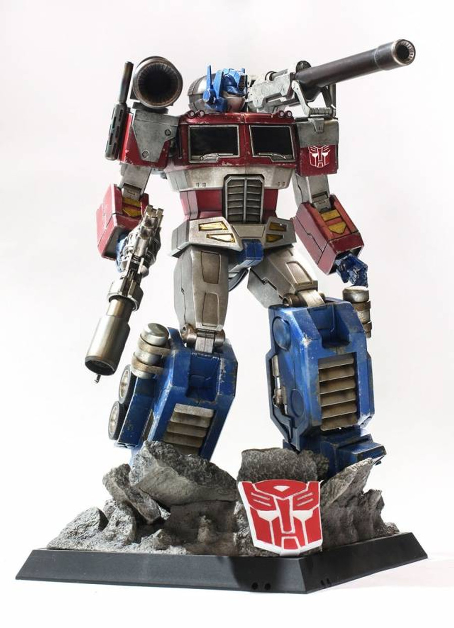 Hot Toys - Optimus Prime Megatron Version (Asia Exclusive)