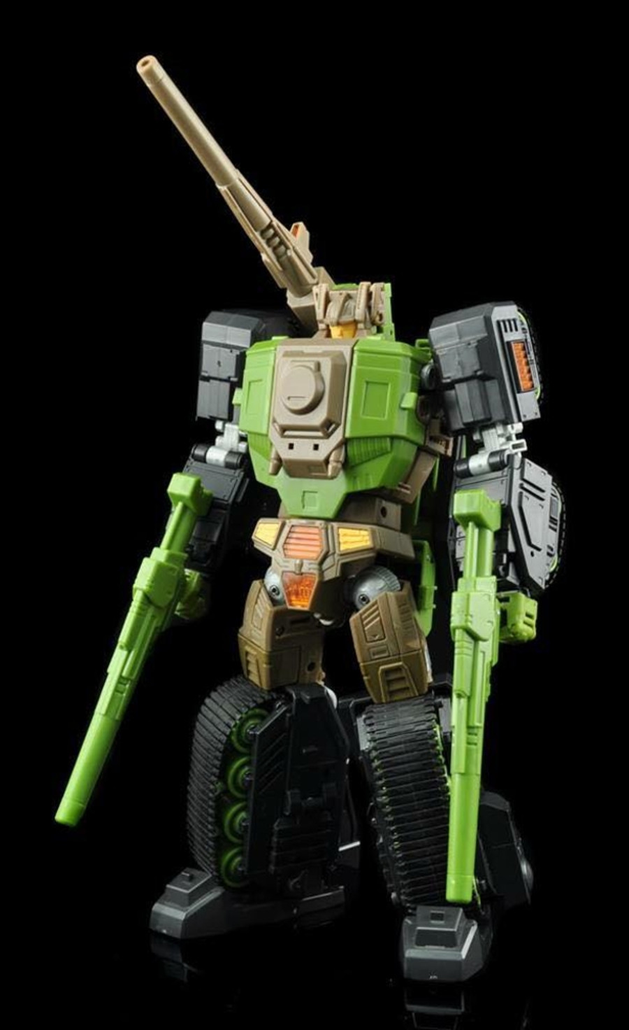 Maketoys Remaster Series - MTRM-04 Ironwill