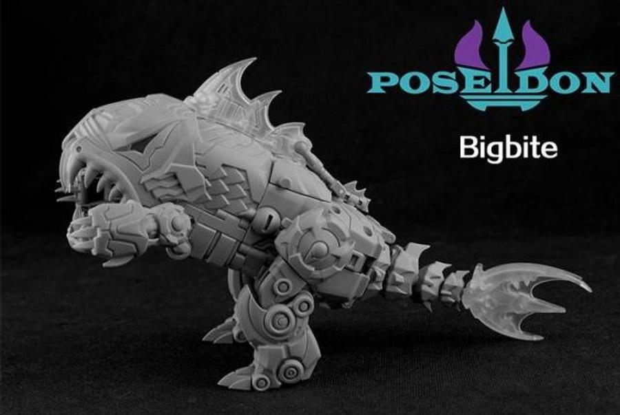 TFC Combiner Poseidon P03 - Bigbite