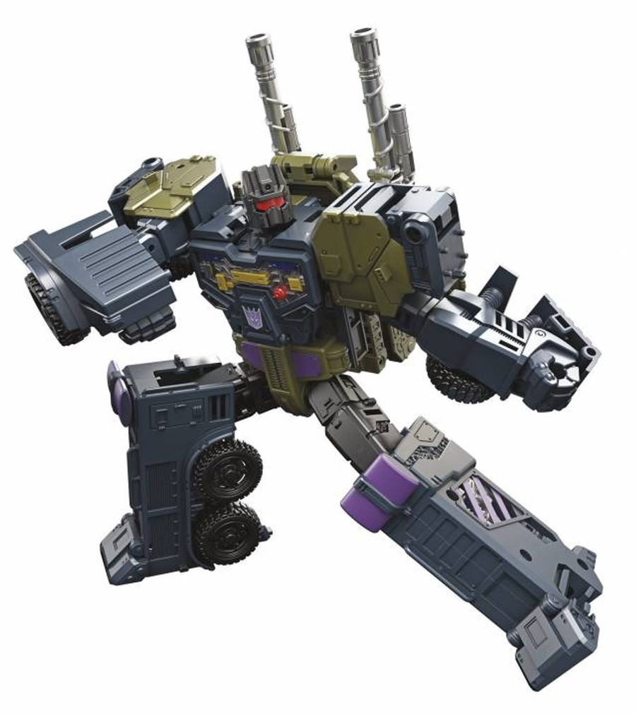 Transformers Generations Combiner Wars Voyager Series 06 - Onslaught Restock!