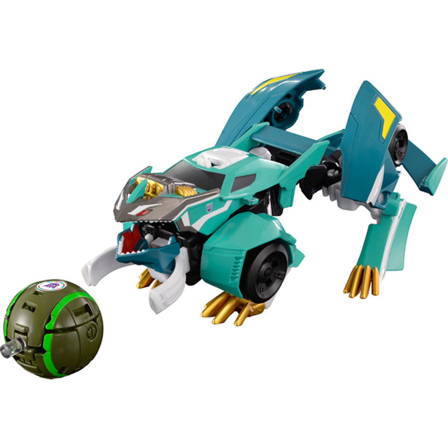 Transformers Adventure - TAV47 Crazybolt