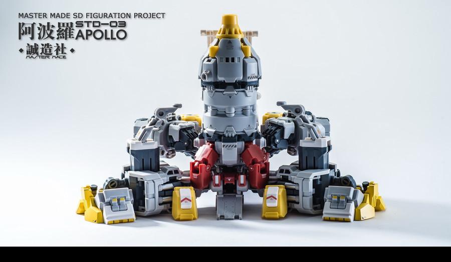 Master Made - SDT-03 Apollo