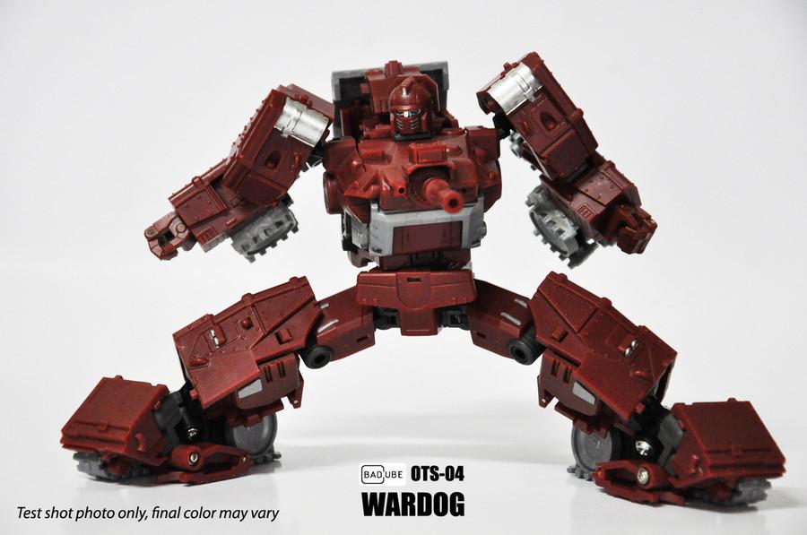 BadCube - OTS-04 Wardog (Reissue)