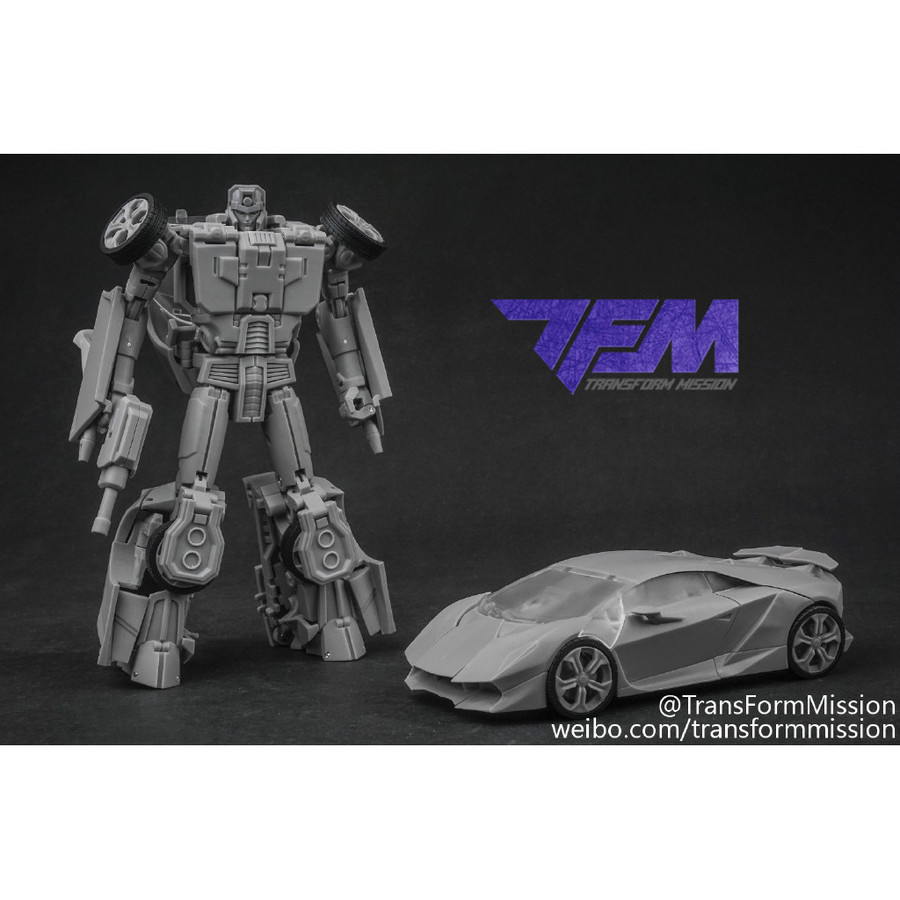 TransFormMission - Havoc - TFM M-02 Carnage