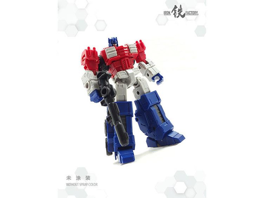 Iron Factory - IFEX14