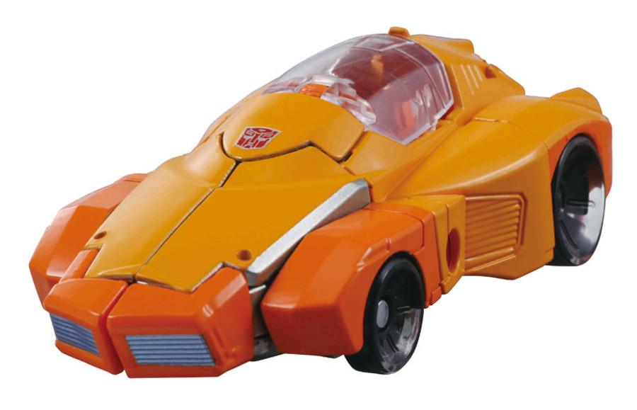 Takara Transformers Legends - LG29 Wheelie & Goshooter