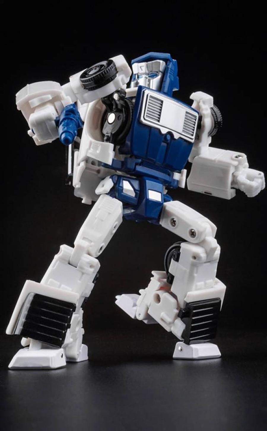 X-Transbots - MM-VI Boost & MM-VII Hatch Set