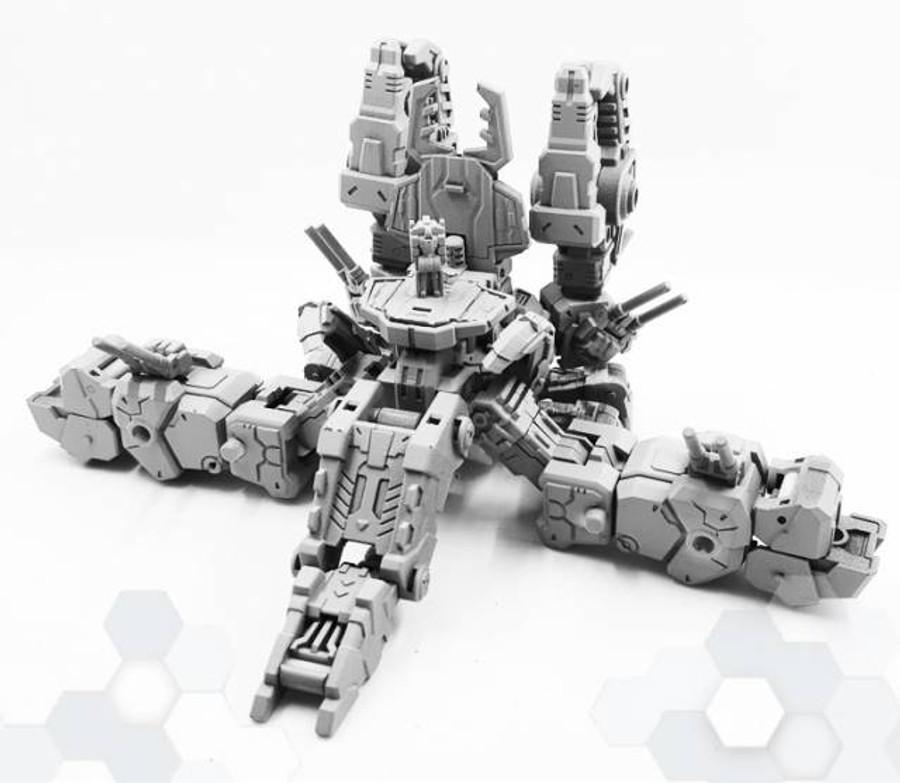 Iron Factory - IFEX18 - Lordscorpion