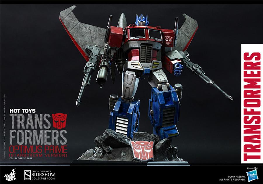 Hot Toys - Optimus Prime Starscream Version
