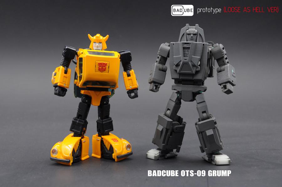 BadCube - OTS-09 Grump
