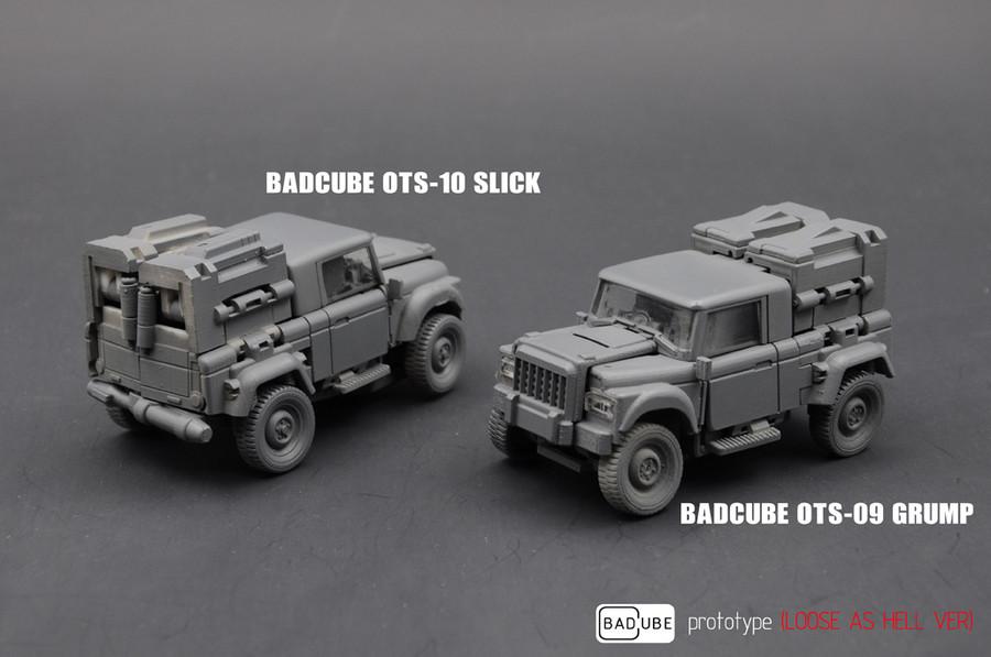 BadCube - OTS-10 Slick