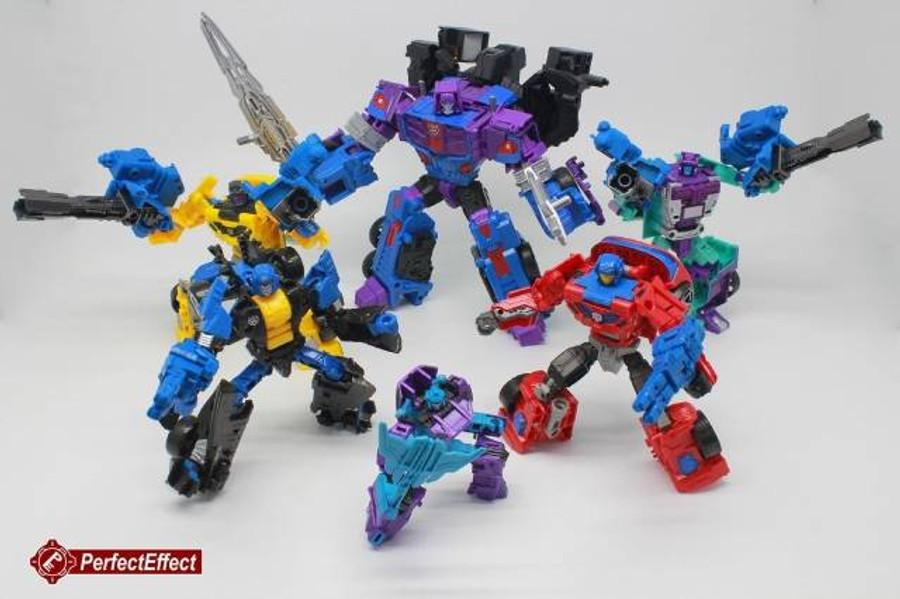 Perfect Effect - PC-04G Perfect Combiner Upgrade Set for G2 Menasor