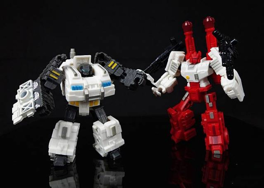 Iron Factory - IFEX02 - Turrets & Manacle