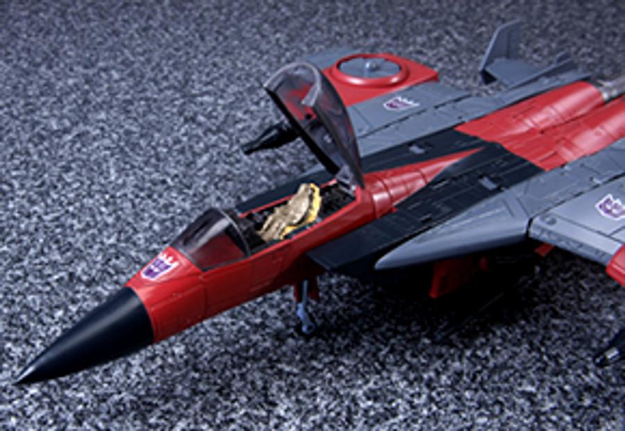 Masterpiece MP-11NT Thrust (Takara Tomy Mall Exclusive) (Second Shipment)