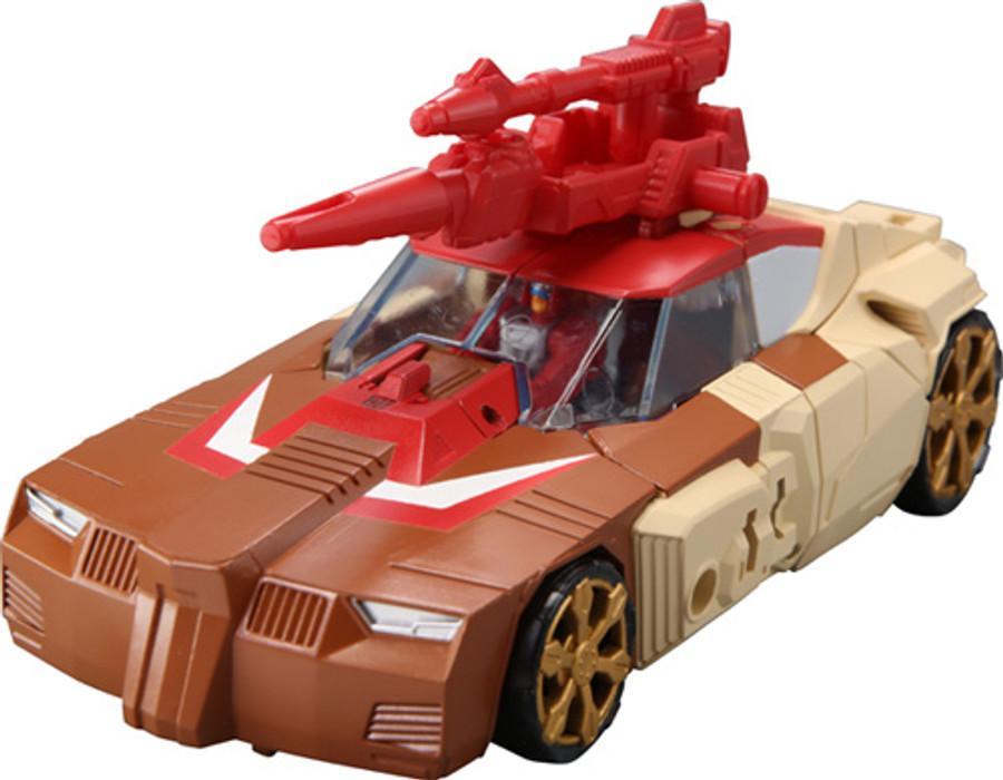 Takara Transformers Legends - LG32 Chrome Dome