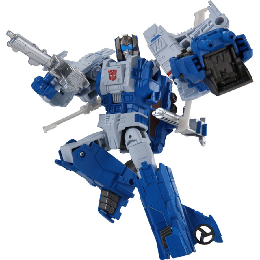 Takara Transformers Legends - LG33 Highbrow