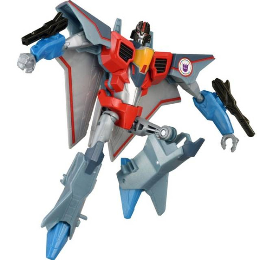 Transformers Adventure - TAV62 - Starscream