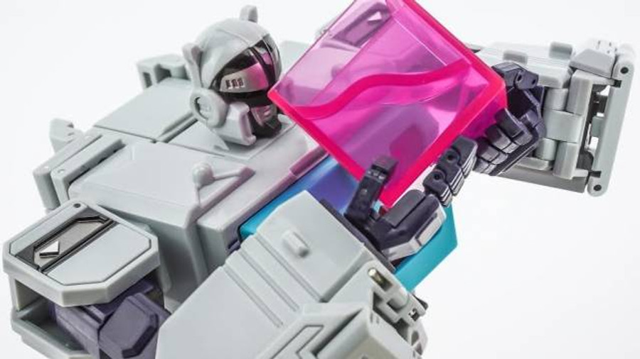 KFC - KP-15 E-Nergeon Cube - Pink