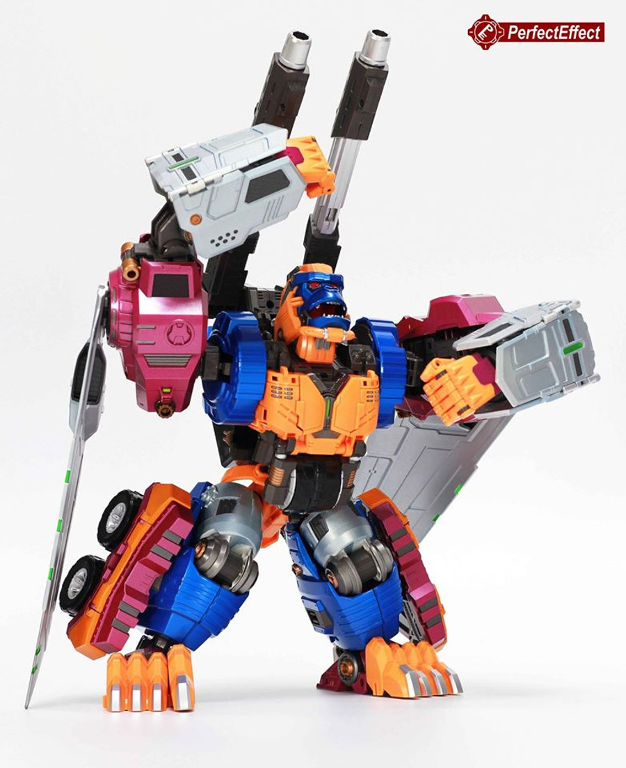 Perfect Effect - PE-DX06 Beast Gorira