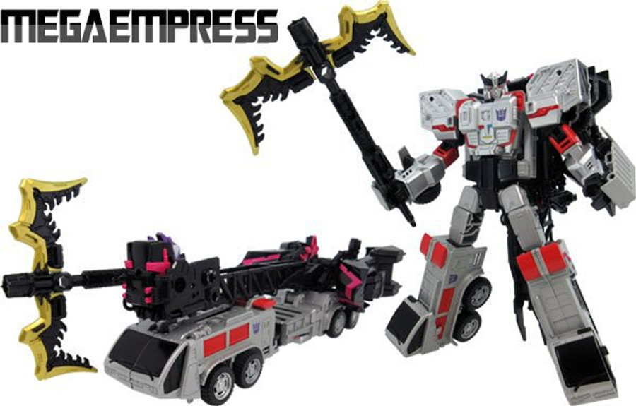 Transformers Unite Warriors - UW-EX Megatronia
