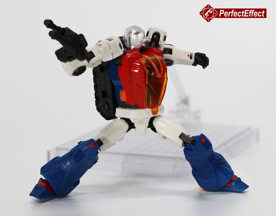 Perfect Effect - PD-01 Robot V2 and Star Pilot