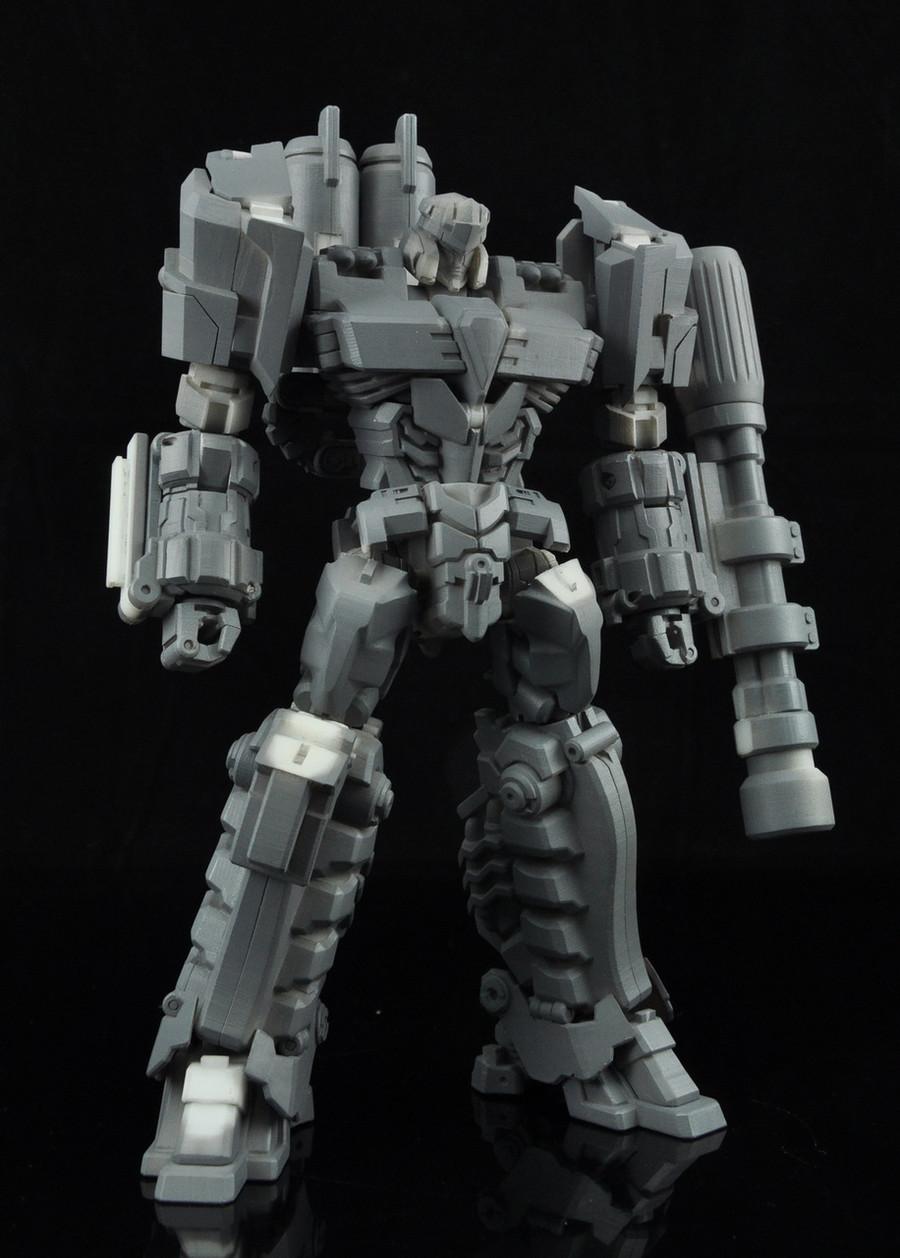 MakeToys - Cross Dimension - MTCD-02 Rioter Despotron