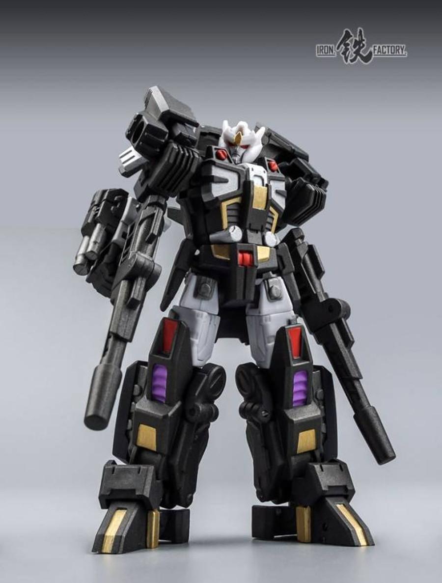 Iron Factory - IFEX17L Norimune & IFEX17S Muramasa