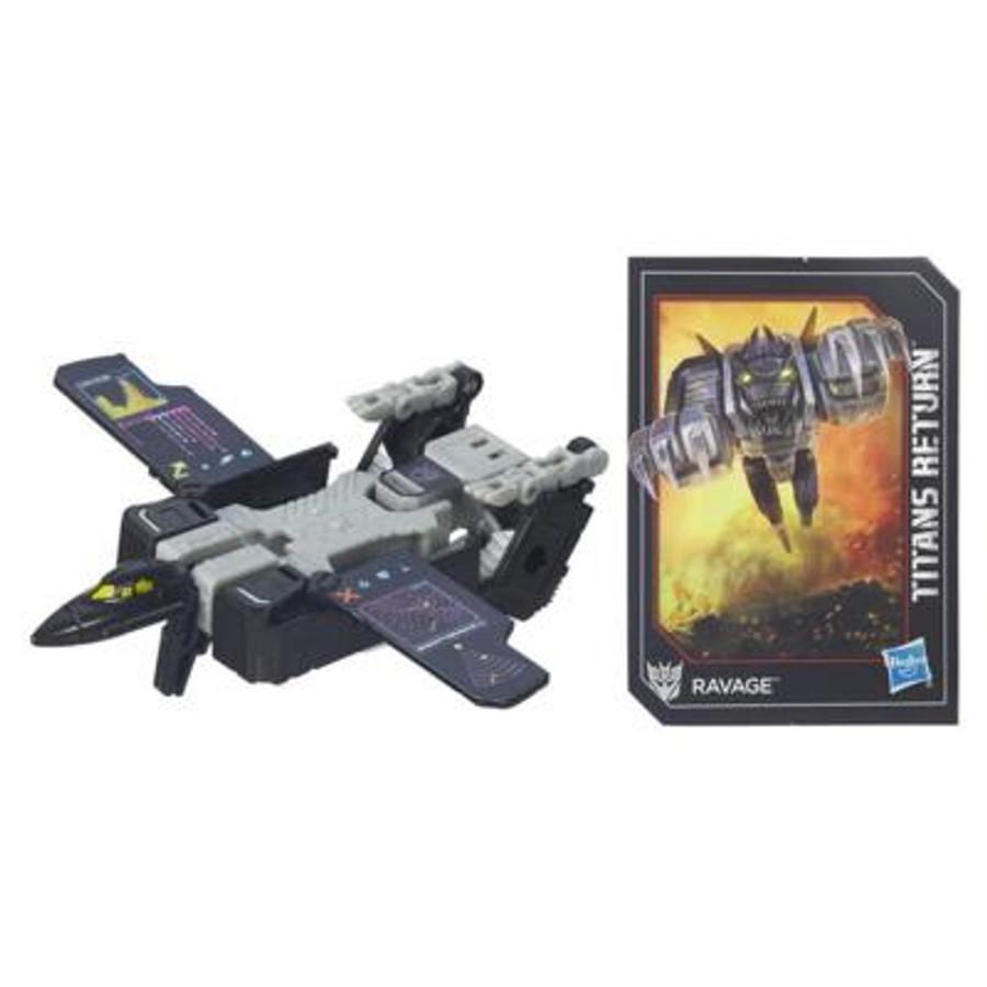 Transformers Generations Titans Return - Legends Class Ravage
