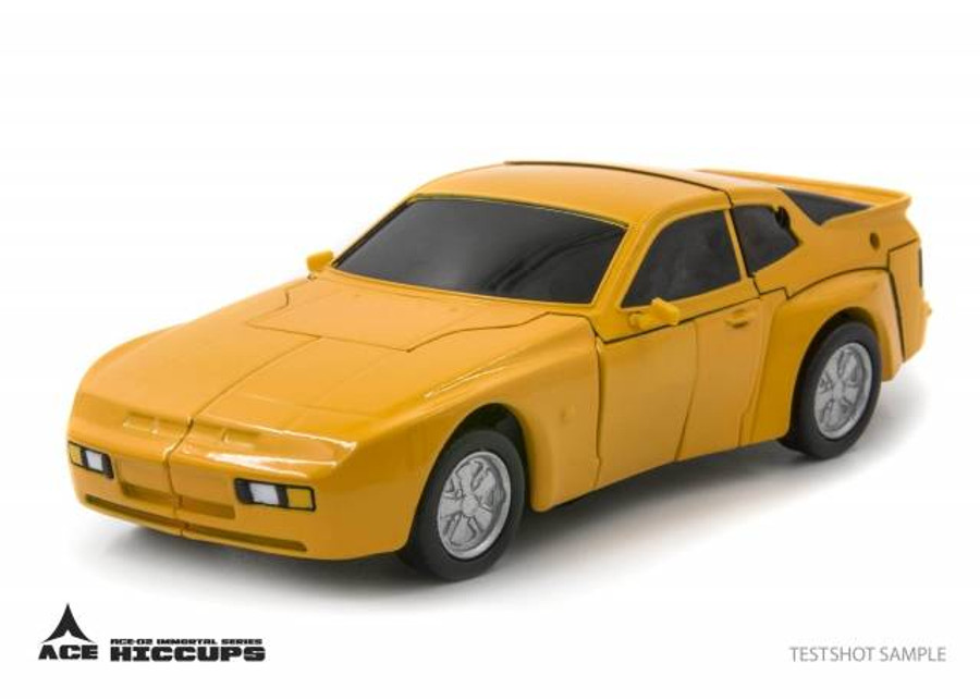Ace Collectibles - ACE-02 Hiccups