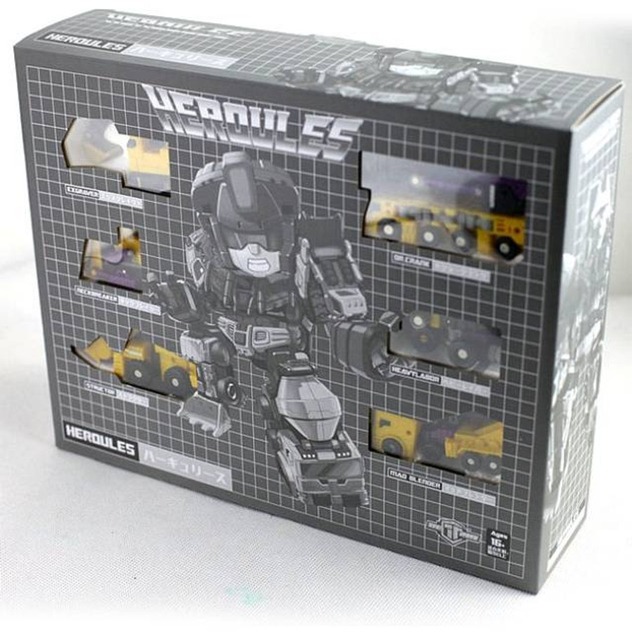 TFC Toys - Primary School PS-03Y HerQules - Limited Edition
