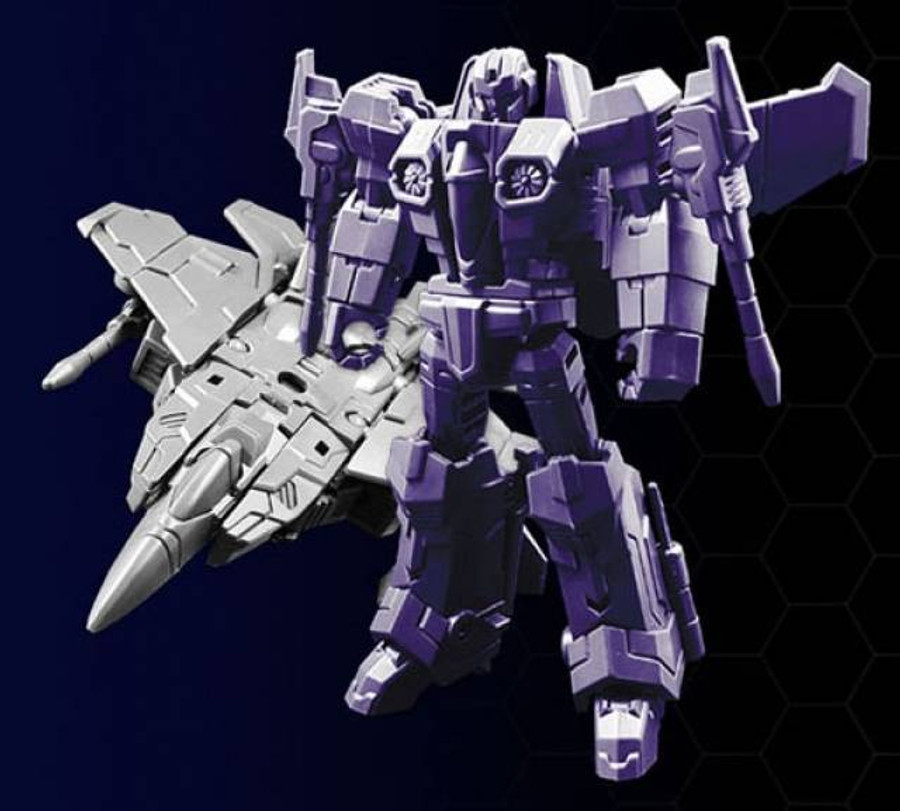 Iron Factory - IFEX20V Wing of Tyrant V - Purple Version
