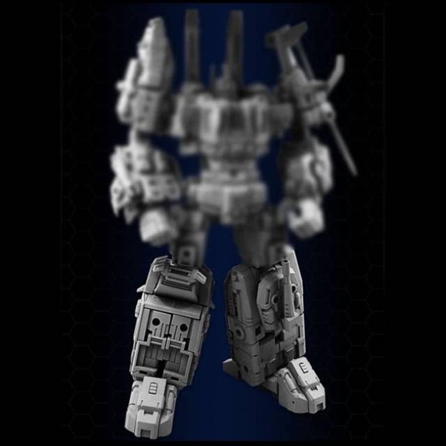 Iron Factory - IFEX22 War Giant - Set A