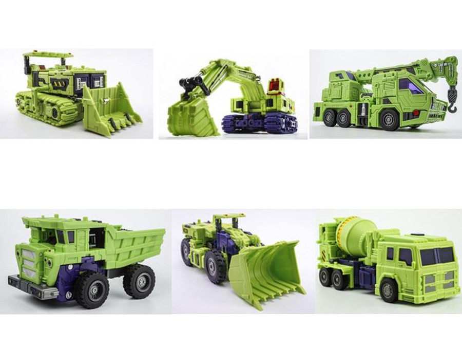 ToyWorld - TW-C07 Constructor