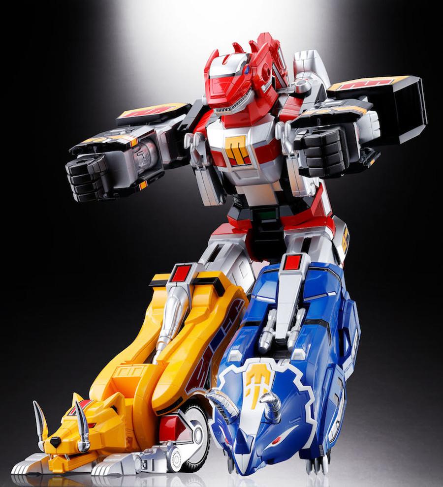 Bandai - GX-72 Megazord Mighty Morphin Power Rangers