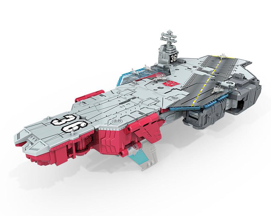 Transformers Generations Titans Return - Voyager Class Broadside