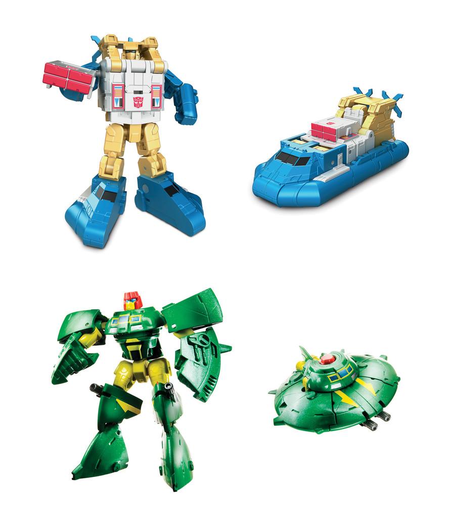 Transformers Generations Titans Return - Legends Class Wave 5