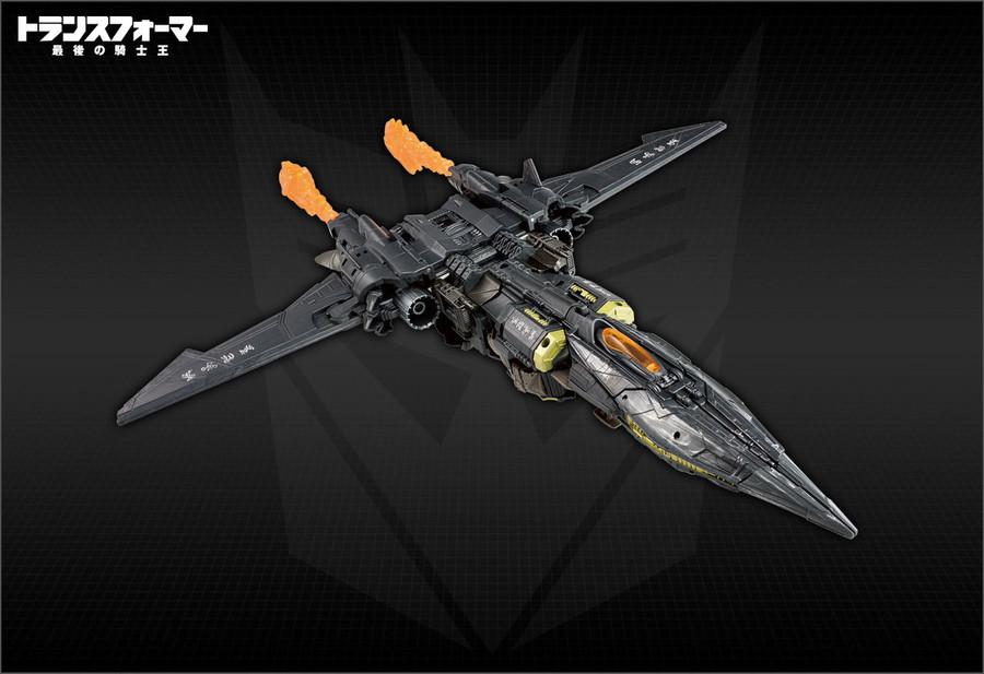Transformers The Last Knight - TLK-19 Megatron